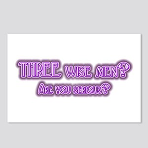 [Three Wise Men] Postcards (Package of 8)